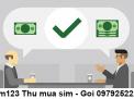 Tìm hiểu dịch vụ thu mua sim giá cao nhất ,giao dịch toàn quốc